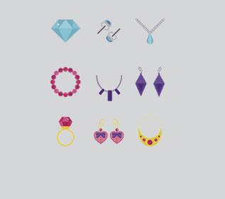 فروش اینترنتی جواهرات و زیورآلات زنانه