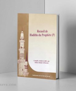 Livre chiite Recueil de Hadiths du Prophète