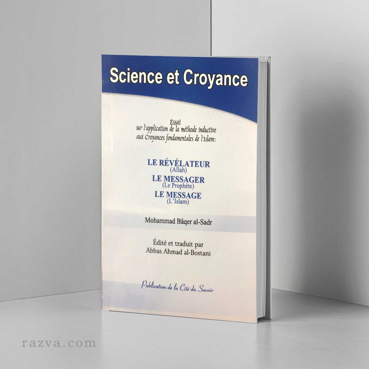 Science et croyance Bostani