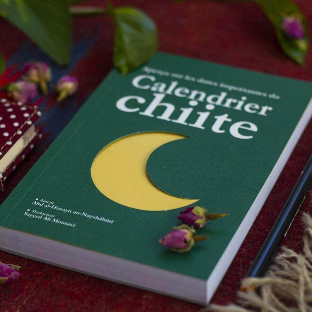 Livre calendrier chiite