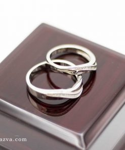 Alliance de mariage couple