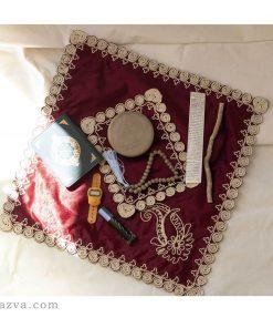 Tapis de prière pour femmes velours