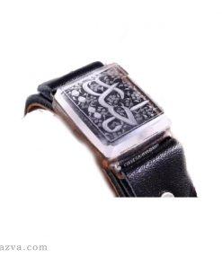 bracelet en cuir naturel