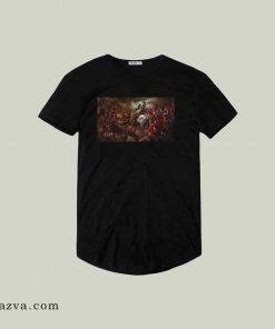 Achete T-Shirt pour Muharram avec Peinture artistique l'Imam Hussein