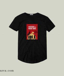 T-Shirt dessins islamique Unisexe la marche Arbaeen Hussein (a) nous unit