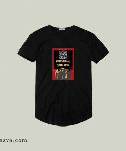 T-Shirt pour la marche d'Arbaeen avec dessins Hussein (a) nous unit