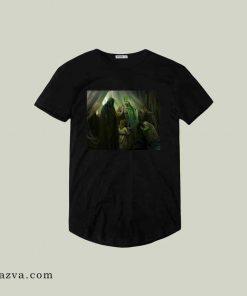 T-Shirt religieux Unisexe Peinture artistique