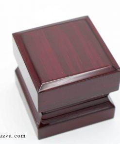 achat en ligne Boîte bague luxe en bois pas cher
